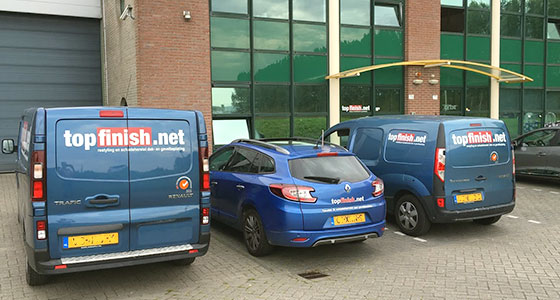 Top Finish Nederland Office